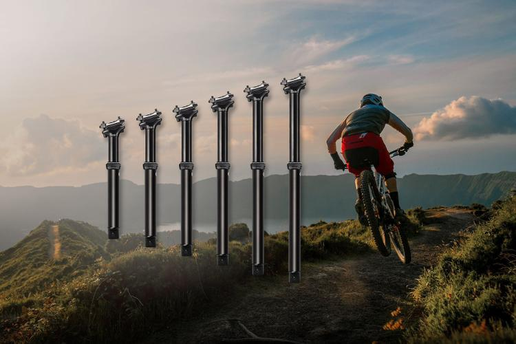Crankbrother's Highline Dropper Posts Come with a 3-Year Warranty