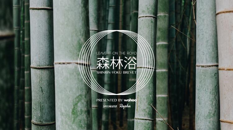 Leave it on the Road: Shinrin-Yoku Brevet
