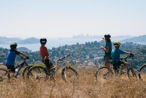Mt Tam Bikes Camp-26