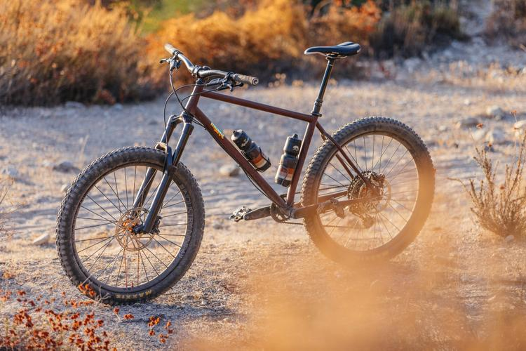 What Almost Was: the Mystic Alluvium 27.5+ Hardtail MTB