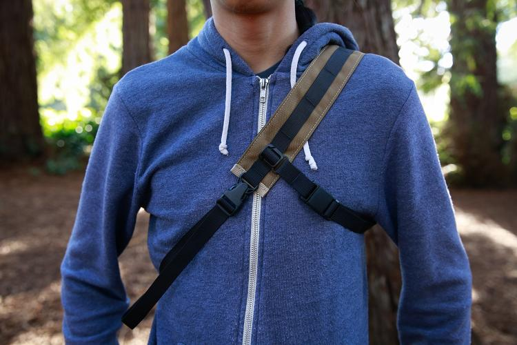 Outer Shell Has Improved their Camera Strap