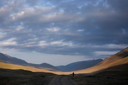 Silk Road Mountain Race 2019