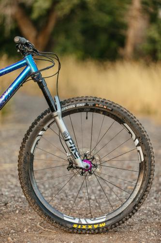 Prova Cycles Ripido Prototype MTB