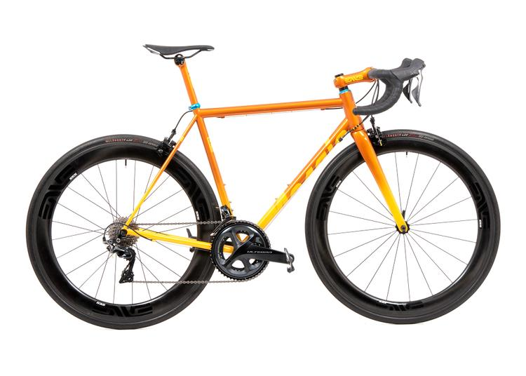 Mosaic's New and Improved RS-1 Road Bike