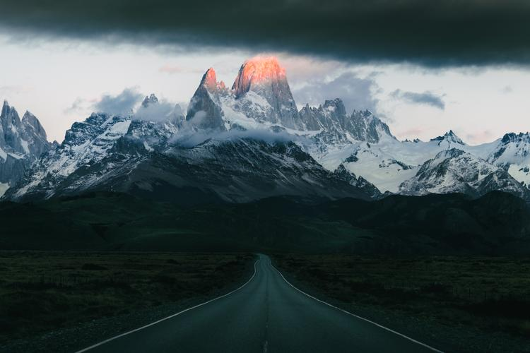 The End of the Andean Road