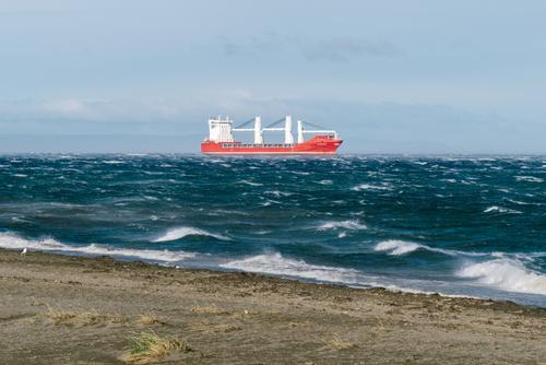Big Ships, Big Wind