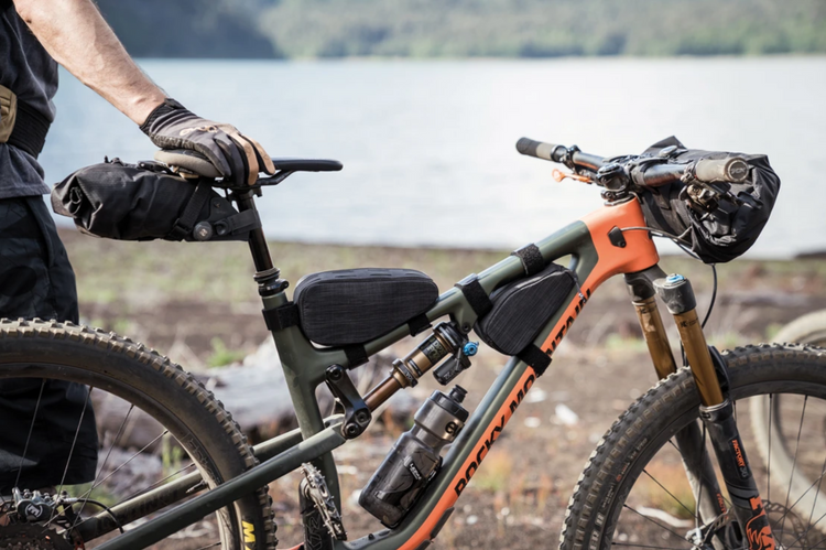 EVOC Announces Boa Fit System Bikepacking Bags