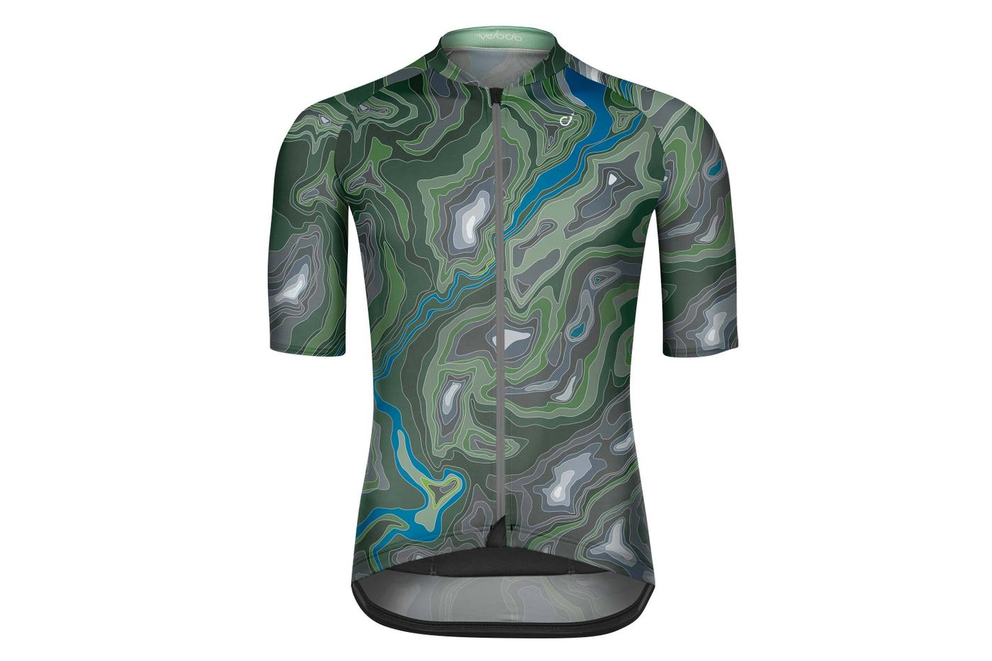 Velocio: 1% for the Planet Jersey Pre-Order