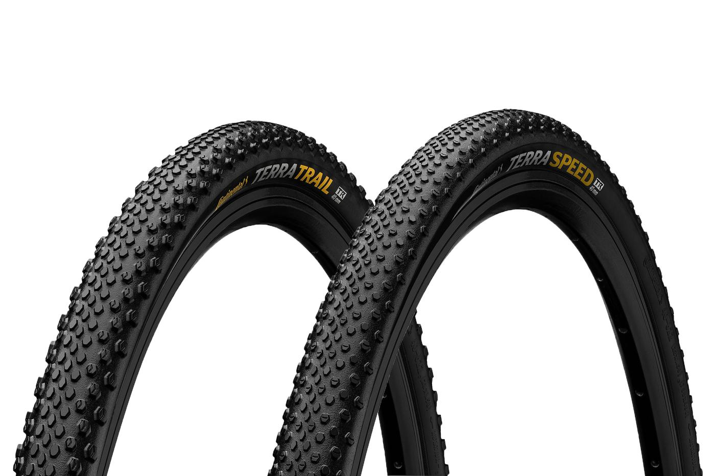 Continental Rolls Out the Terra Trail and Terra Speed Tires