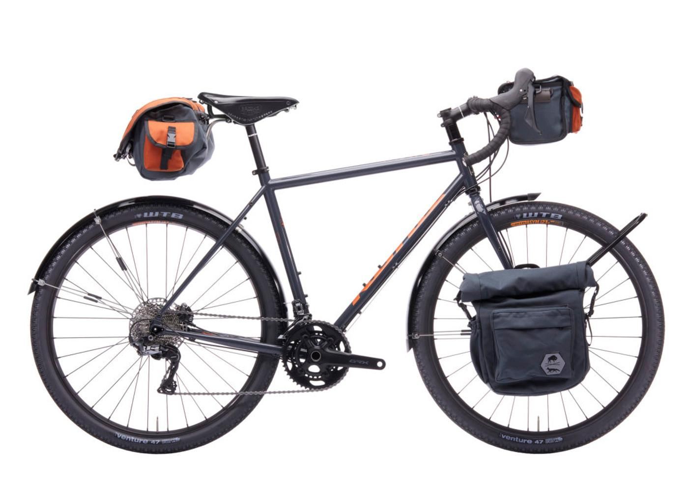 The Swift X Kona Rove ST Touring Bike
