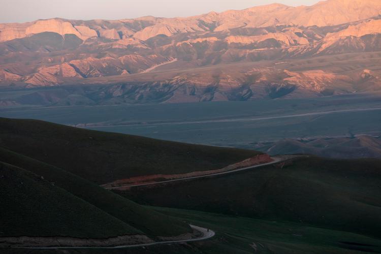 It's Still Well Below Freezing: Lael Wilcox's Silk Road Mountain Race 2019 – Part 2