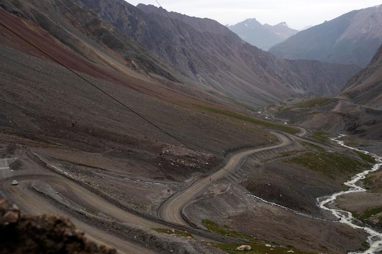 The Sleep Was a Snap of the Fingers: Lael Wilcox's Silk Road Mountain Race 2019 – Part 3