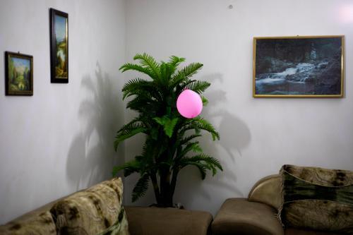 Checkpoint three decorations. (Rugile Kaladyte)