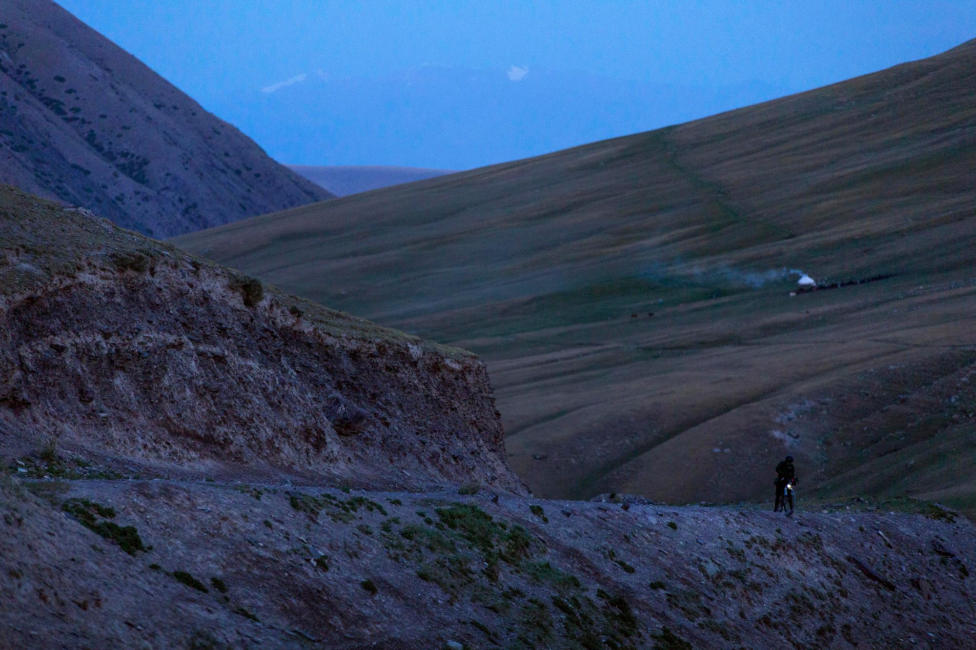 Lael Wilcox's Silk Road Mountain Race 2019 - Part I