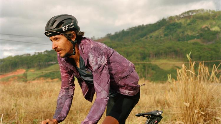 Rapha's Outskirts Collection Features Tie Dye Garments