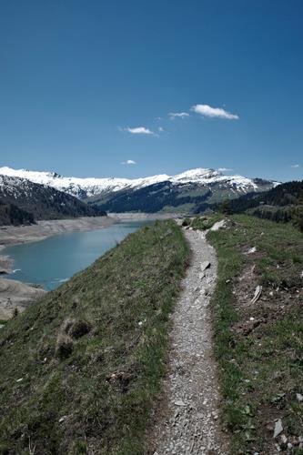 The Route des Grandes Alpes