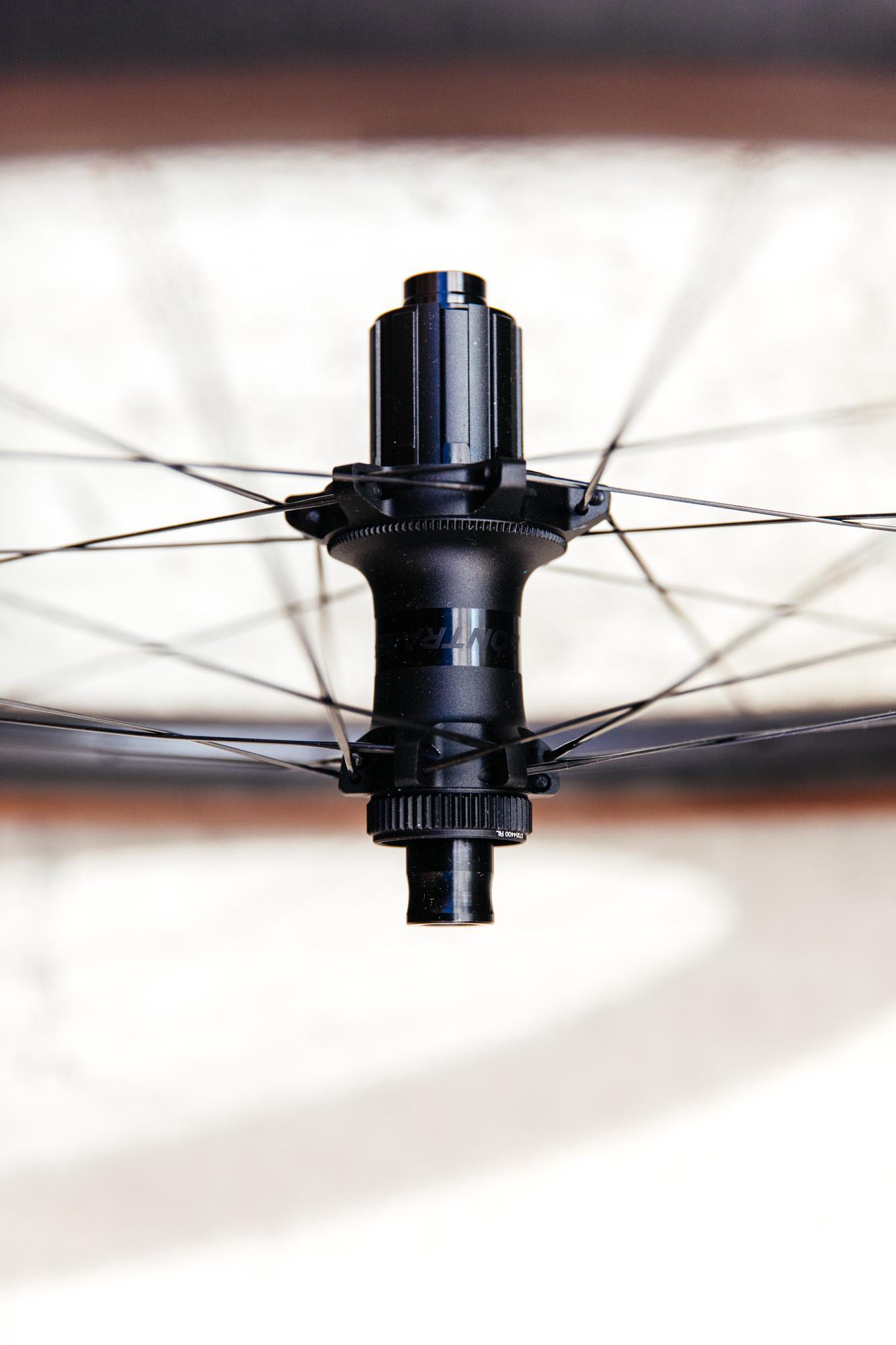 Bontrager Aeolus Pro 3V Wheels-5