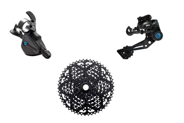 Innovation We Deserve: Box Components Three Tier Prime 9 Speed 11-50t MTB Drivetrain