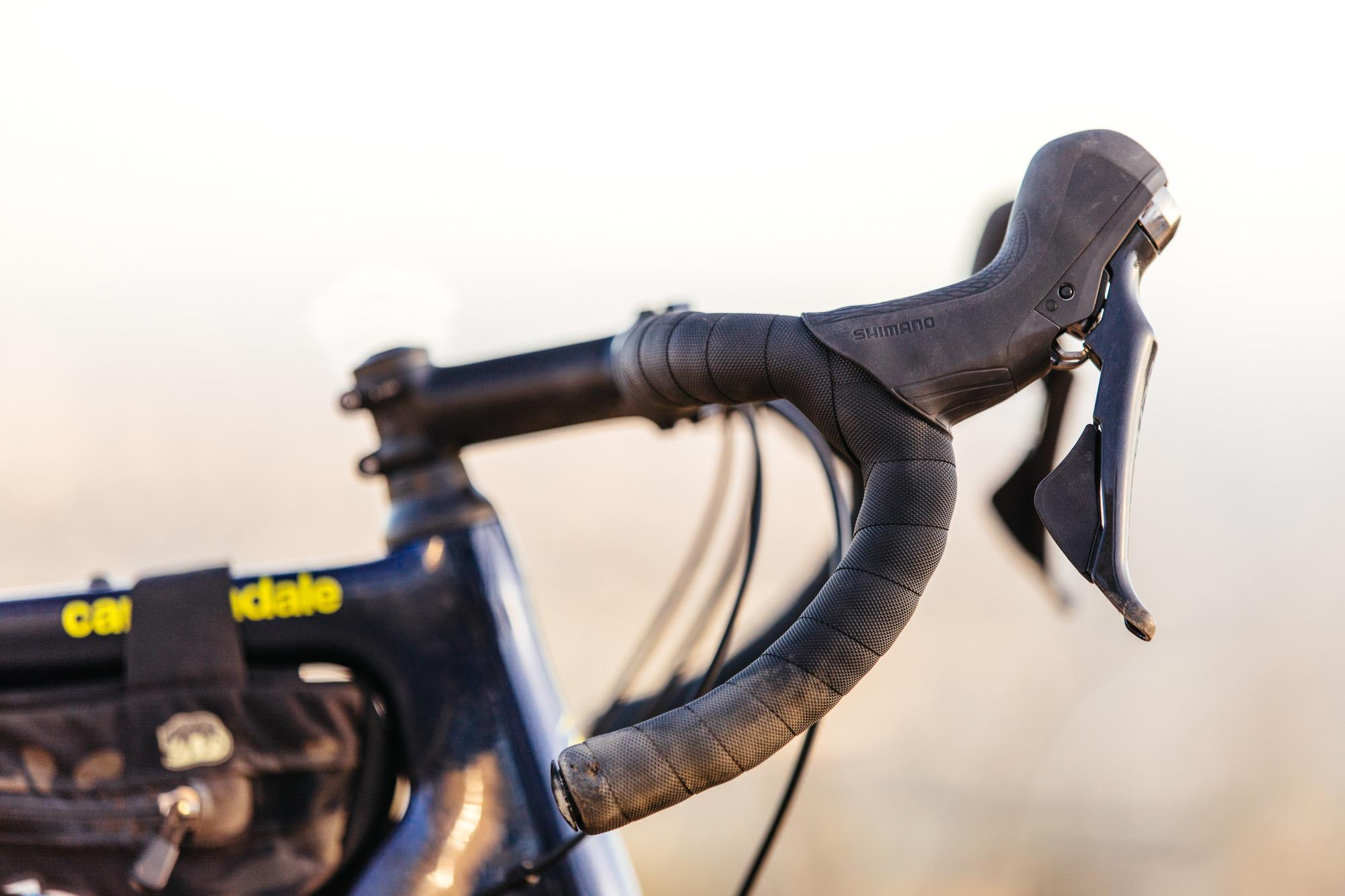 The Cannondale Carbon Topstone