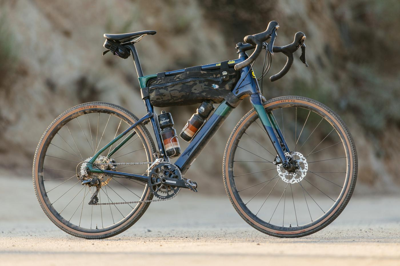 The Cannondale Carbon Topstone has Evolved Past its Aluminum Sibling