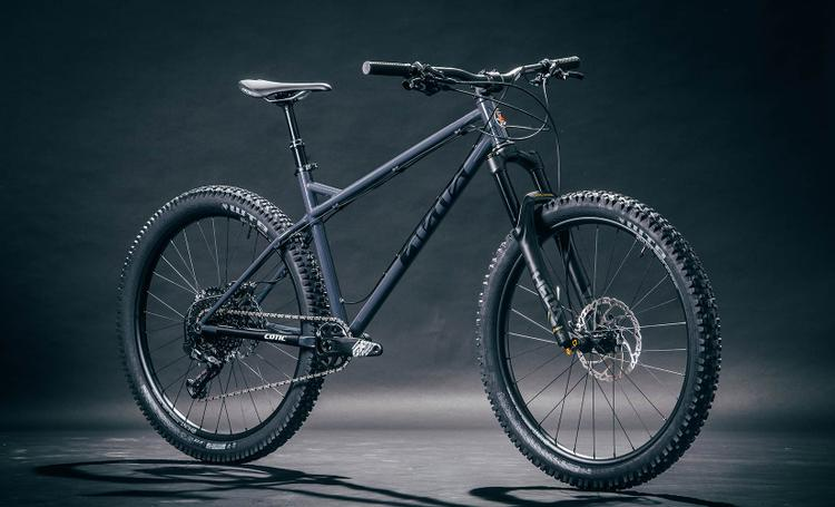 Cotic's BFe 'Burly Iron' Hardtail