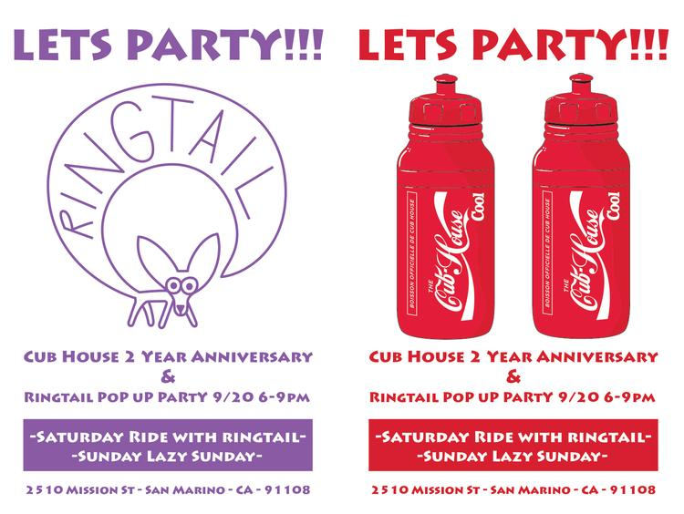 Come Celebrate the Cub House's 2-Year Anniversary!