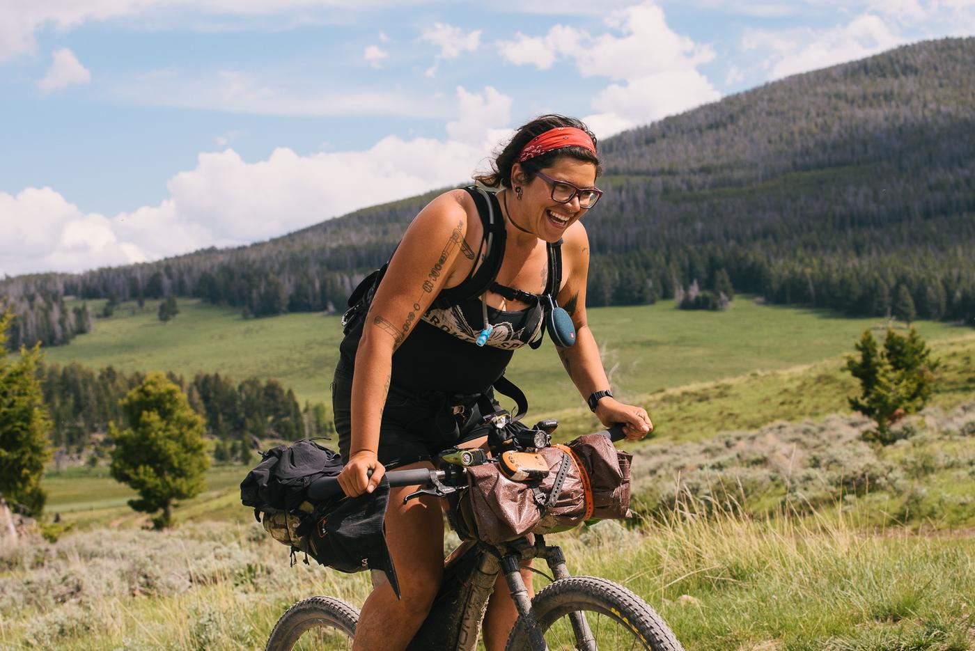 Ogichidaakwe: Alexandera Houchin's Reflections on Her Tour Divide Race