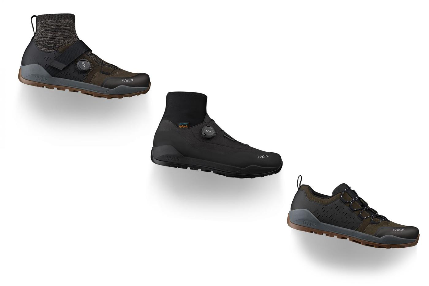 Fizik Enters the Mountain Bike Shoe Market with the X2 Line