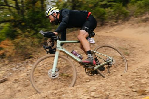 Glorius singletrack