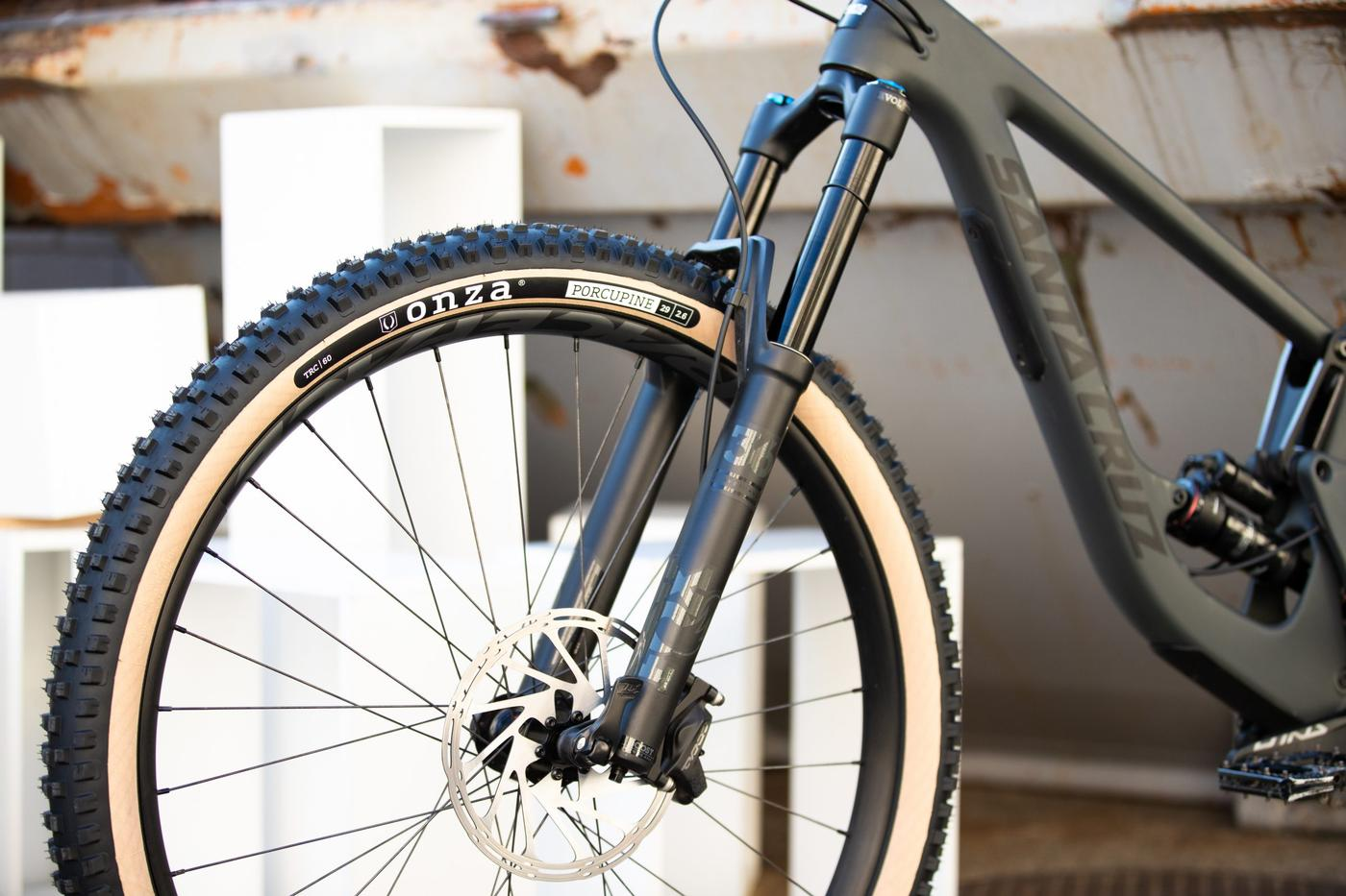 ONZA Ressurects the Porcupine Mountain Bike Tire