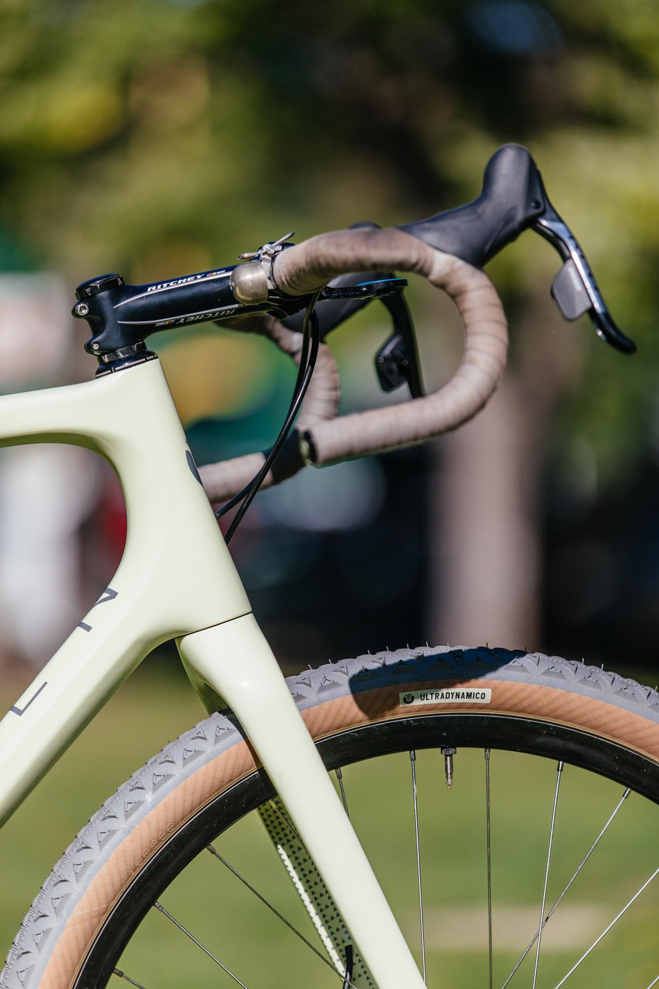 Patrick's Ultradynamico OPEN UP Gravel Race Bike