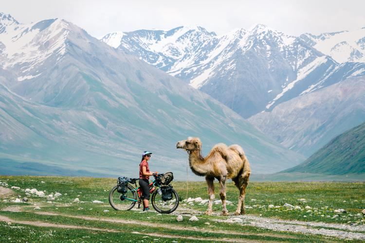 From the End of the Road to the Kyrgyz Silk Road