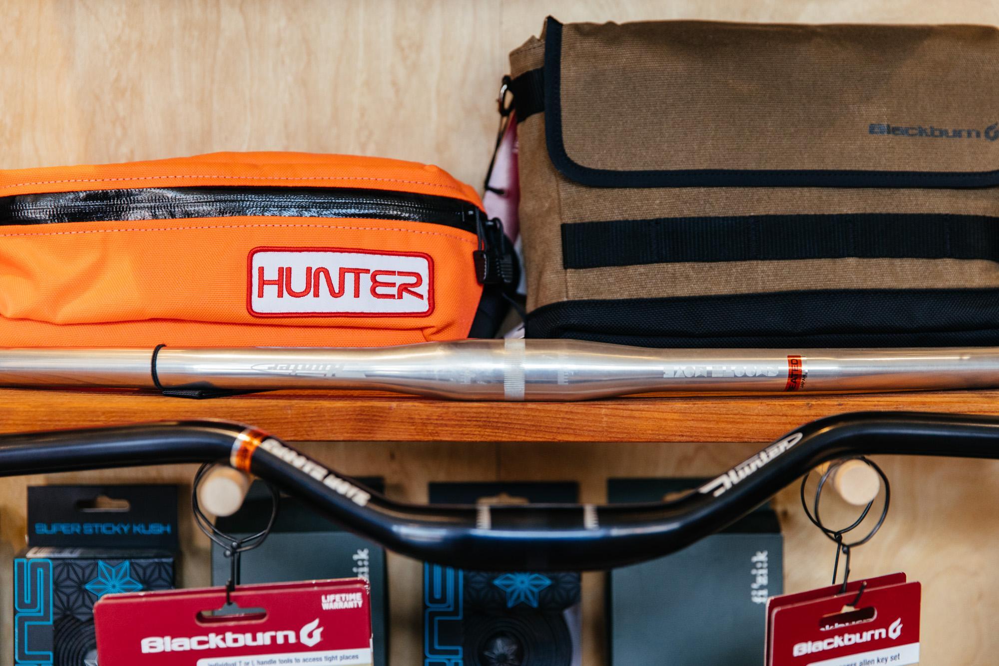 Santa Cruz's Spokesman Bicycles Boutique