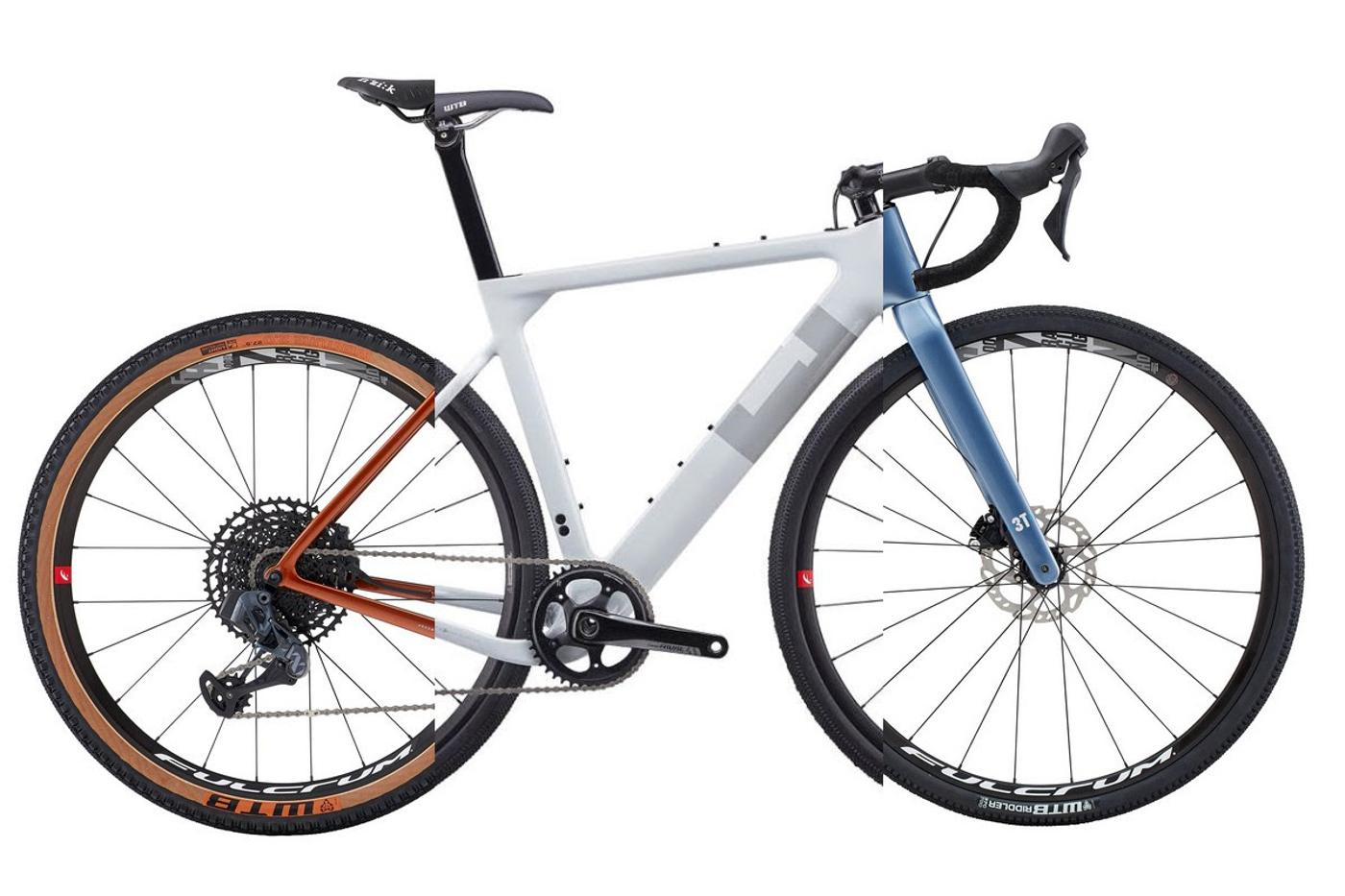 3T Exploro Rolls Out A Rival, GRX, AXS Mullet Options
