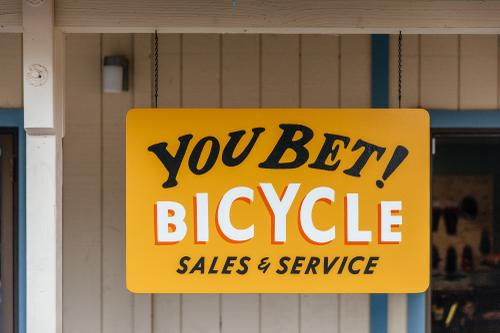 You Bet Bicycles and Service