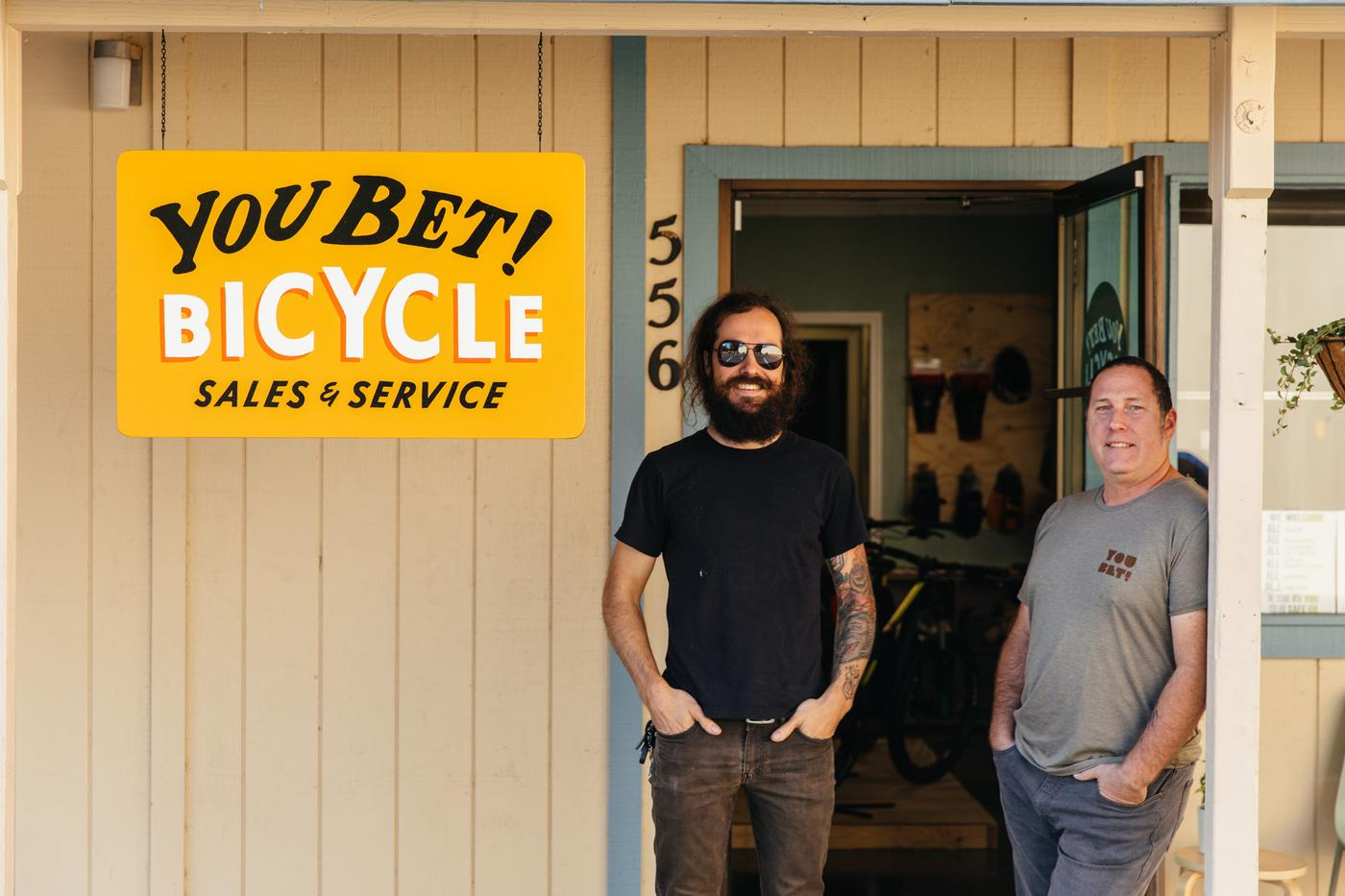 Nevada City's You Bet is the Gateway Bike Shop to the Lost Sierra