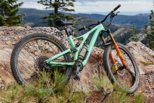 Sean's bike
