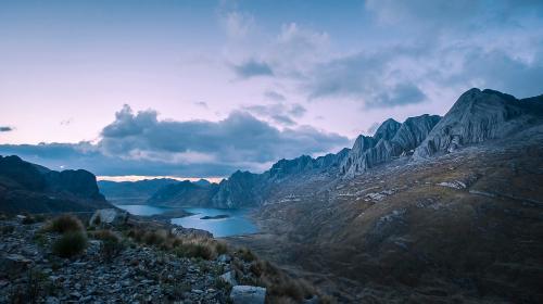 Chasing Jonas Deichmann on the Bikingman Peru Inca Divide