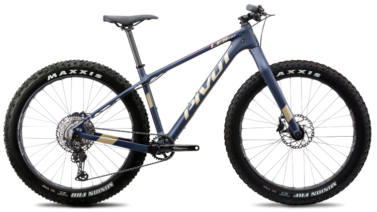Pivot Cycles: Les Fat Gets a New Color and Shimano 12 Speed for 2020