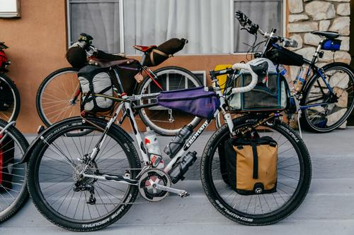 Bikes of the Oregon Outback