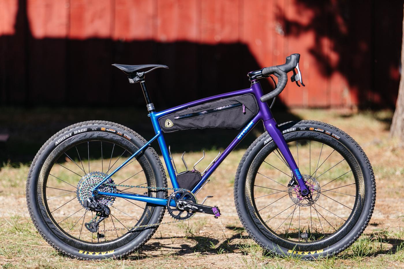 Grinduro 2019: BTCHN' Gravel Bike