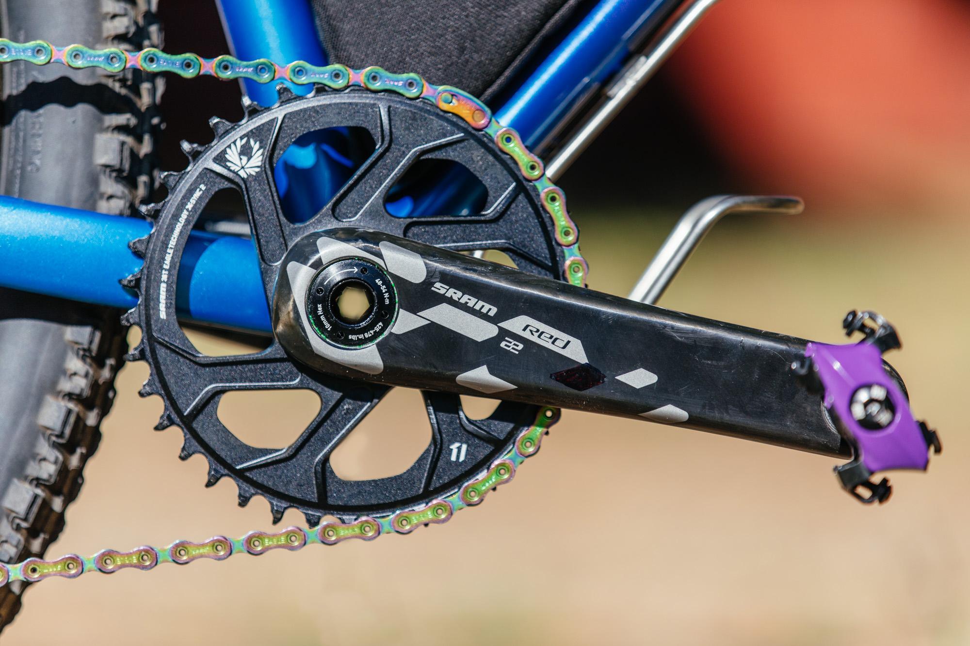 2019 Grinduro Btchn Gravel Bike
