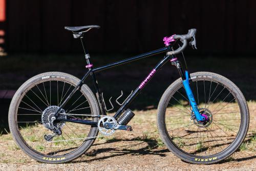 2019 Grinduro: Olivetti Drop Bar MTB