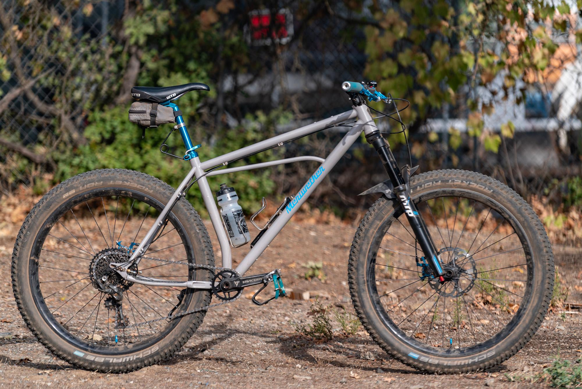 Meriwether Hardtail