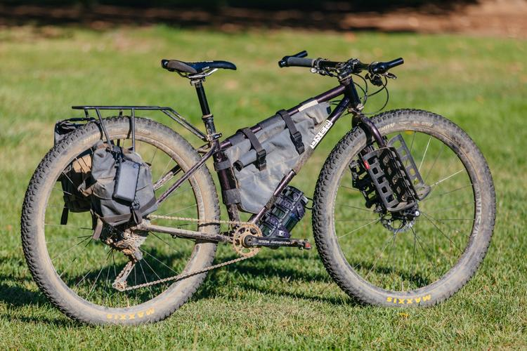 Amanda's Arizona Trail 27.5 Falconer Touring Bike