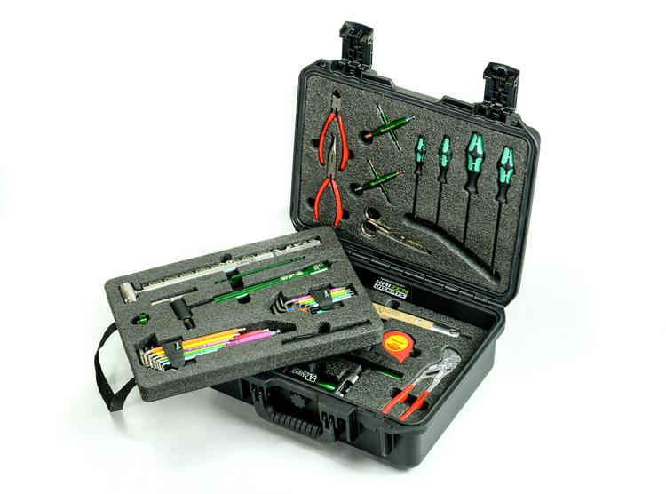 Abbey Tools: Team Issue Toolbox