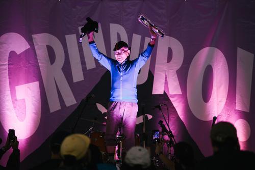 Grinduro Winners!