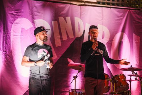 Giro event organizers