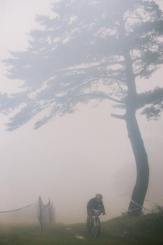 Still in a cloud