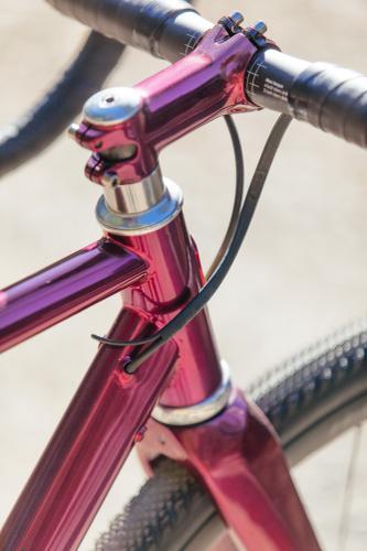 Isen Workshop All Season Gravel Bike with Roval Wheels